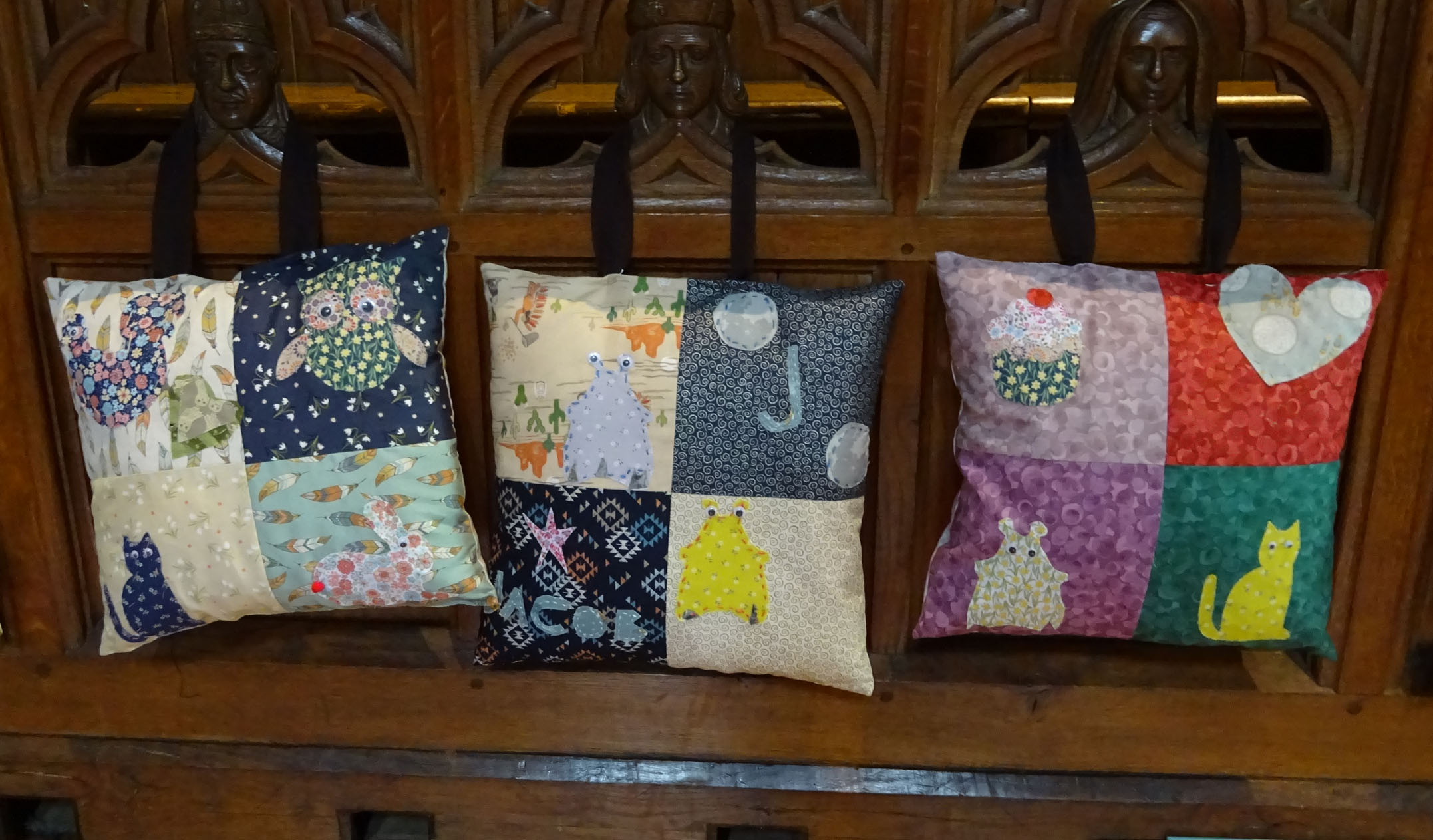 Romsey-Exhibition-2017-Cushions-4